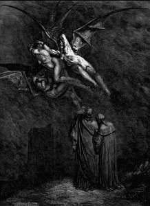 Erinyes Dante