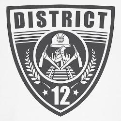District 12 hunger games sign