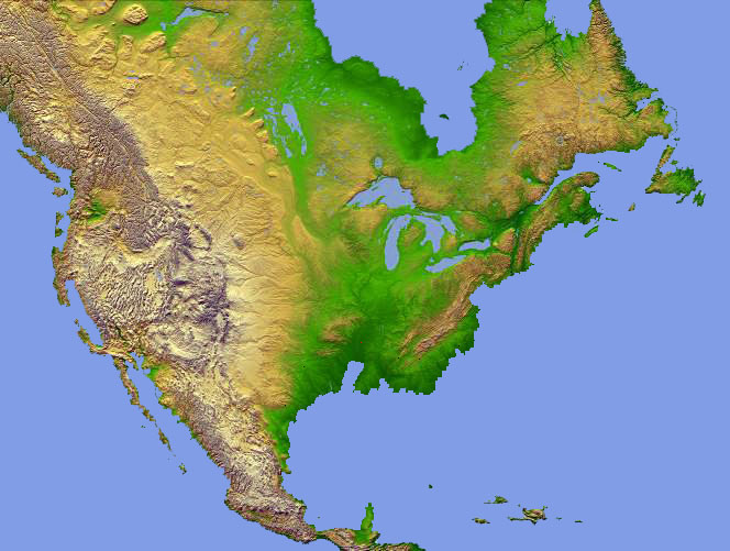 topographical map of new mexico with Arent We Technically Still In An Ice Age on Arizona Map Temperature as well Central Rocky Mountains Map besides South Asia Political Map 2004 further Costa Rica together with Az 1.