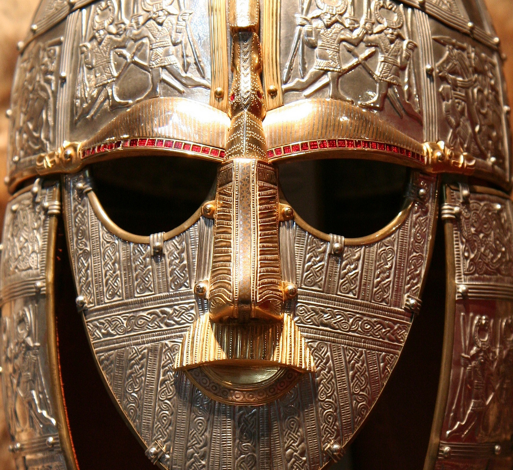 sutton hoo and beowulf essay Research the finds of the sutton hoo burial excavated in 1939 and compare the burial and the treasures found to the burials and treasures in beowulf.
