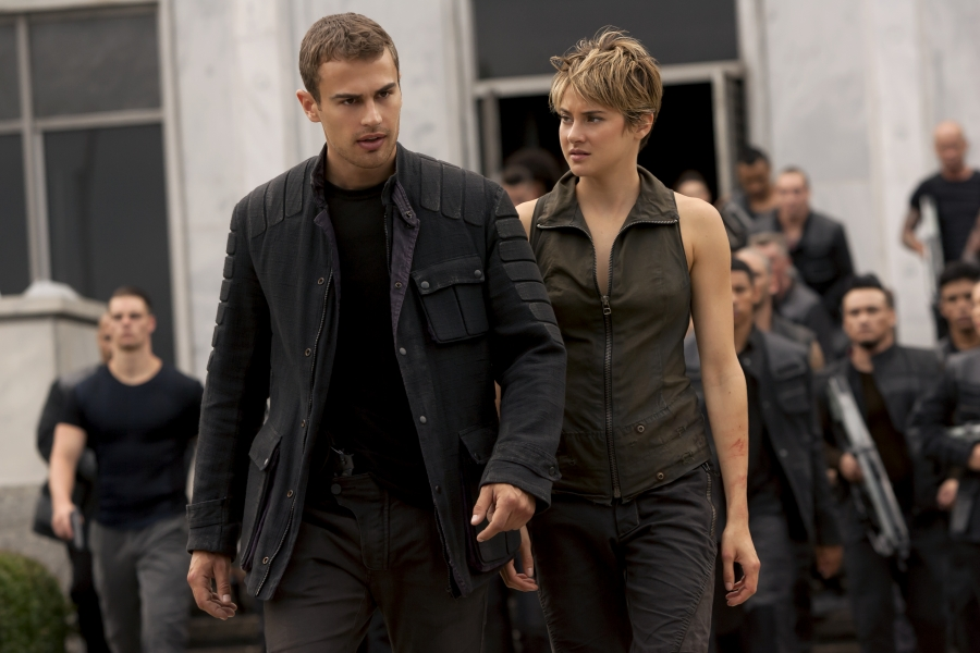 Insurgent Movie Strays from Book, but Strangely Satisfies.