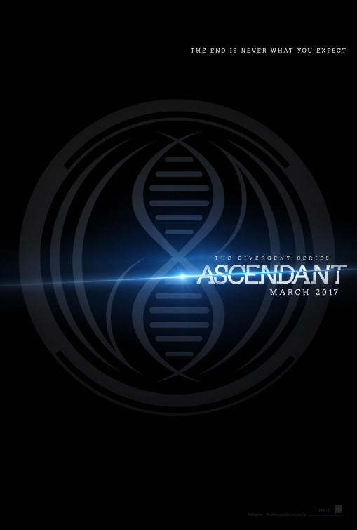 Ascendant (aka Allegiant Part Two) Movie cancelled