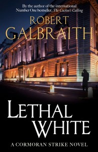 Kendrik's Corner Fan Art Lethal White UK Cover