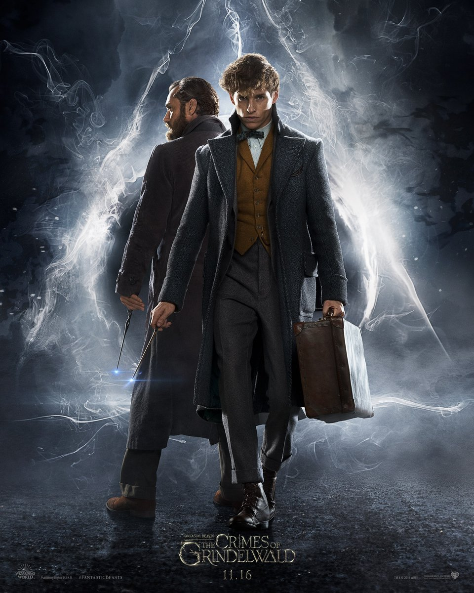 Is Newt Scamander a Dumbledore?