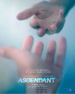 Ascendent hand poster