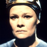 Judi Dench as Lady Macbeth