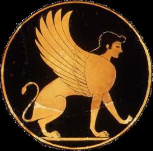 Sphinx-plate