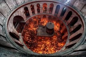 Resurrection Service, Jerusalem