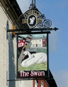 Lethal White: The Swan Symbolism